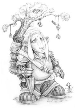 The Significant Tree by ursulav