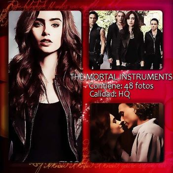 Photopack 31: The Mortal Instruments by SwearPhotopacksHQ