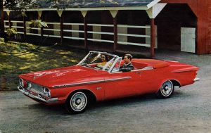 After the age of chrome and fins : 1962 Plymouth by Peterhoff3