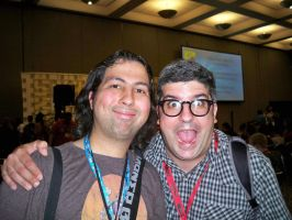 ORD and Dana Snyder by OneRadicalDude