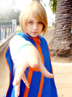 Kurapika - Eyes on Me by TheGothica
