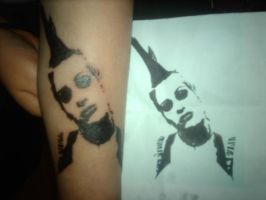brody dalle tattoo by sez77