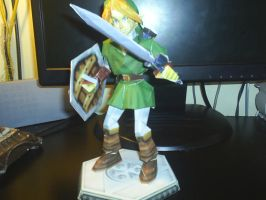 Adult Link OoT by sgonzales22