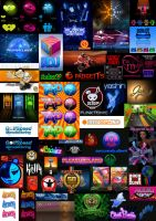 Kitster29 Logo Page by kitster29