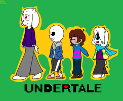 (Unofficial) Undertale 2 by GalaxyGal-11