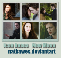 Icon bases - New Moon by Natkawes