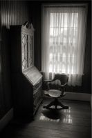 The Lighthouse Keeper's Chair by existentialdefiance