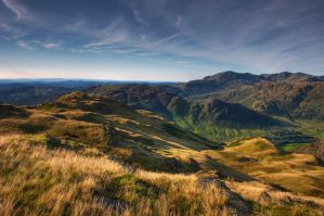 Southern Fells by scotto
