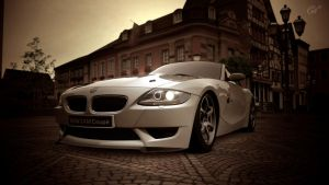 Z4 M coupe by paragonx
