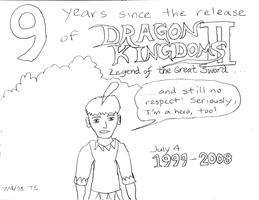 9 years after DKII's release by VideoWizard2006