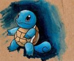 Squirtle by Leo85