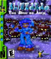 Blizzara: The Rise of Jack (Game Cover) by spdy4