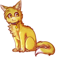 Flameo doodle by yeagar