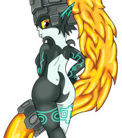 Midna by SadlyLover