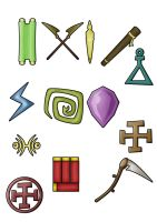 Undying Icon set 2 by devillo