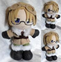 Commission, Mini Plushie Canada, V.2 by ThePlushieLady