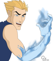 Iceman by Mj0r