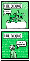 Overloads by mellapants