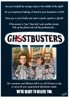 Ghostbusters 2015? by stayte-of-the-art