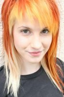 Hayley Williams by ryuuzaki0328