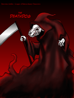 EA-LEC Judge - The Deathdog by Deathdog3000