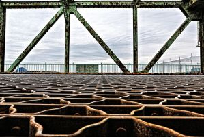 Bridge Road: II by basseca