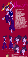 Murasaki-and-Matt-Refence-Sheet by Dhemuth