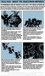 The Equestrian/Human Manual - Rule 029 by INVISIBLEGUY-PONYMAN
