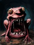 Toad Daemon by SpikedMcGrath