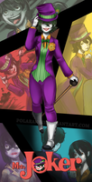 Ms. Joker by PolarAngie