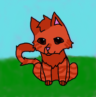 First Sai Cat by Wildlegs13