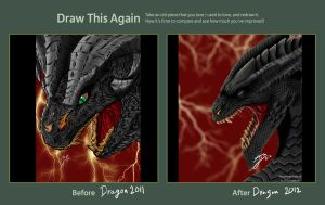 Dragon Black 2011-2012 by jim-alex