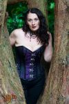 Jane Purple Corset 13 by stphq