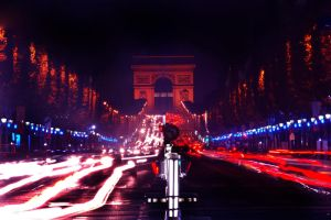 The Avenue des Champs-Elysees by AlanSmithers