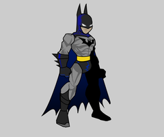 AQWorlds Dark Knight by Xaayer