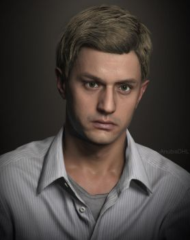 RE7: Ethan Winters by AnubisDHL