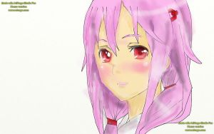 Inori- Guilty Crown by Hamzilla15