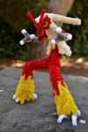 Blaziken, Ready to Battle by Leo-tux