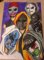 Hollywood Undead by Bawaria