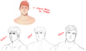 The Evolution Of Kurt Calaway by DANCH0U