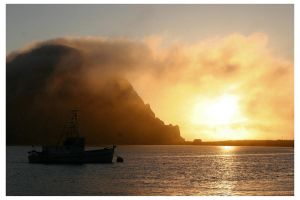 Morro Bay by oofer