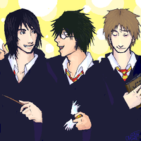 The Marauders by cadet