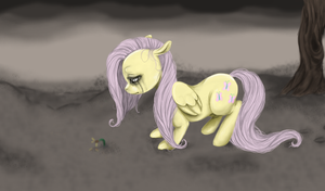 And I wish plant life would grow all around me by colorlesscupcake