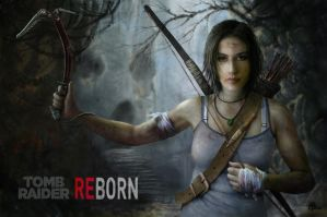 Tomb Raider -reborn Contest by marcheba