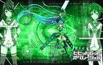 Vivid green final operation by stealknight