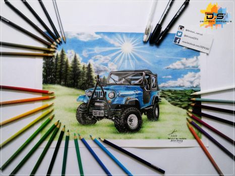 Jeep Willys by DSPA360