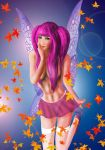 Fairy-in-Fall by montalvo-mike