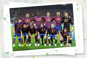 Team FC Barcelona Spanish by DaShiR