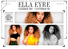+Ella Eyre // Photopack Png 44. by AestheticPngs