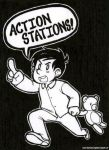 ACTION STATIONS! by XxTheSmittenKittenxX
